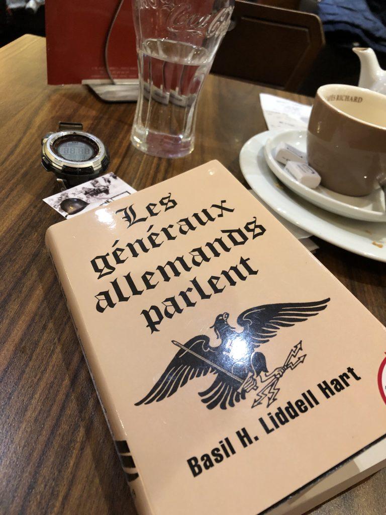 The German generals talk