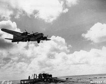 B-17 radio controlled